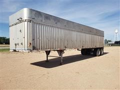 1979 Chamberlin JAG-500 T/A 40' Open Top Trailer