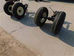 Agri-Products Planter V Guide Wheels