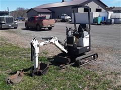 2009 Bobcat 418A Compact Excavator