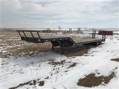 2007 Kaufman T/A Flatbed Trailer