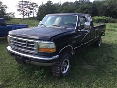 1994 Ford F250 4x4 Super Cab Pickup