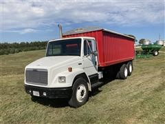 2002 Freightliner FL70 T/A Grain Truck