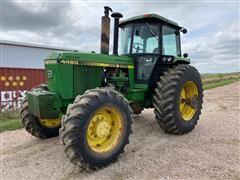 1986 John Deere 4450 MFWD Tractor