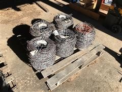 Red Brand Barbed Wire Rolls