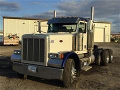 2007 Peterbilt 379 Tri/A Truck Tractor