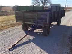 7'X14' Hay Wagon