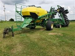 John Deere 1860/1900 Air Seeder & Cart