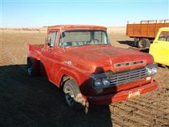 1959 Ford F100 Pickup
