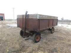 David Bradley Steel Sided Wagon