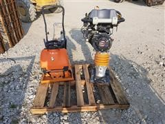 Soil Compactor and Jumping Jack