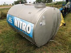 2000 Miller Sprayer Tank