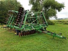 John Deere 724 Field Cultivators