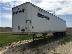 2001 Great Dane T/A Enclosed Trailer