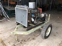 Ford 200 Power Unit On Cart
