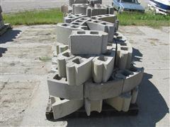 Curved Concrete Blocks