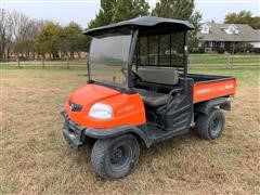 2008 Kubota RTV900G 4x4 Side By Side UTV