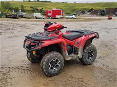 Can-Am Contender 500 ATV