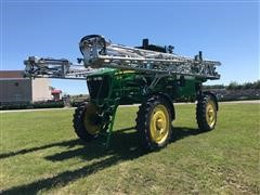 2012 John Deere 4830 Self-Propelled Sprayer