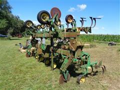 John Deere 875 3-Pt 30' Bar Cultivator 12R30 Rows
