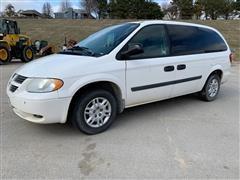 2005 Dodge Caravan 4-Door Minivan