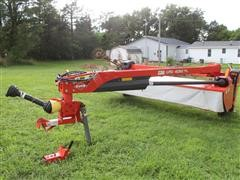 2009 KUHN GMD 4050 TL 9-Spindle 13' Rotary Disc Mower