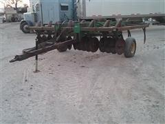 John Deere 712 Mulch Tiller