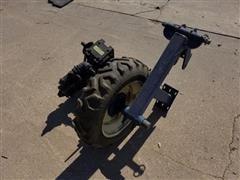 Demco Ground Drive Unit Gear Box