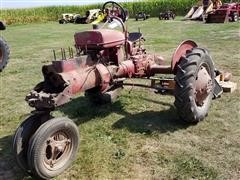 1942 International Farmall B 2WD Tractor