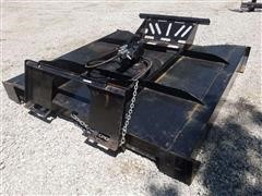 2020 Hawz Skid Steer Mount Brush Cutter