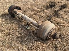 1973 Colt Grain Trailer Axle