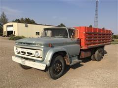 1962 Chevrolet C/60 S/A Grain Truck