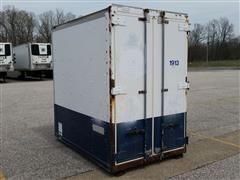 Supreme 8'X8'X5' Storage Container