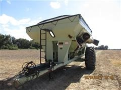 Orthman 796 Grain Cart
