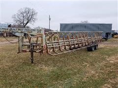 2011 Better Built 14 Bale Dually Trailer