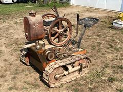 Fairmont Railway Antique Track Tractor