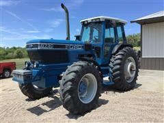 Ford 8730 MFWD Tractor
