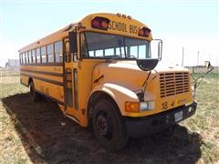 1993 International Blue Bird School Bus