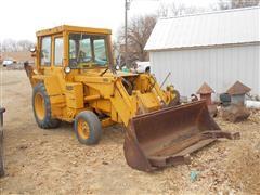 Massey Ferguson 60TL Tractor Loader Backhoe