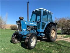 1976 Ford 7600 2WD Tractor