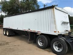 1989 Jet Co T/A Hopper Trailer