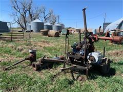 Ford 401 Diesel Irrigation Engine