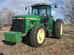1999 John Deere 8400 MFWD Tractor