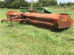 Brady 1680 16.5' Flail Chopper