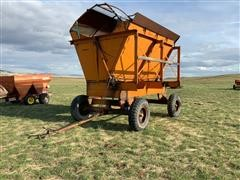 Richardton High Dump Wagon