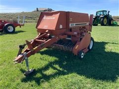 Hesston 4600 In-Line Small Square Baler
