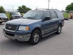 2003 Ford Expedition XLT 4X4 SUV