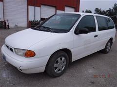1998 Ford Windstar Minivan