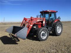 2004 Case IH JX95 MFWD Tractor