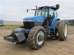 New Holland 8870A MFWD Tractor