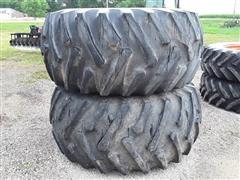 John Deere 30.5-32 Tires & Rims